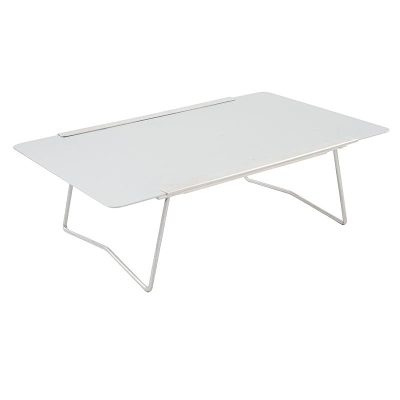 Alu Table/Fire